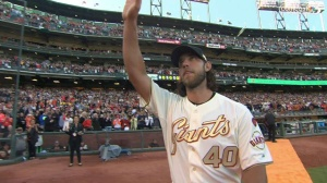 Our Ace--Madison Bumgarner