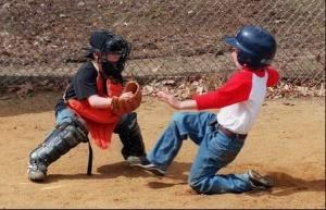Little League--Baseball's purest form.