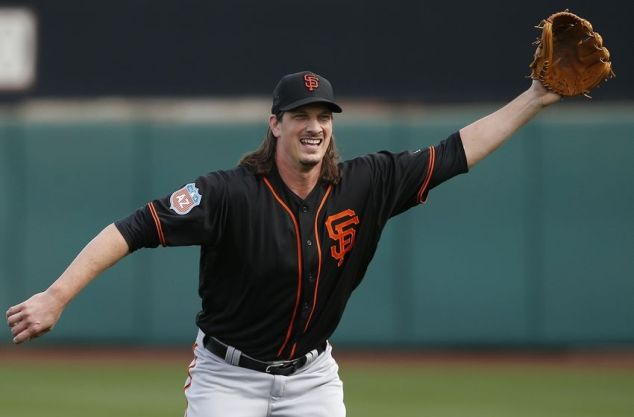 jeff-samardzija-mlb-san-francisco-giants-workouts-1-850x560