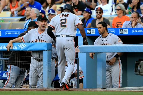 bochy span .04.16 San+Francisco+Giants+v+Los+Angeles+Dodgers+4VSttY0z_zDl