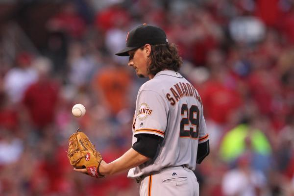 06.04 St-Louis-Cardinals-stun-San-Francisco-Giants-Jeff-Samardzija-with-HR-barrage