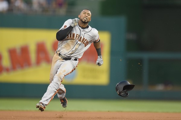 08.06 Eduardo+Nunez+San+Francisco+Giants+v+Washington+qw3o43b76xGl