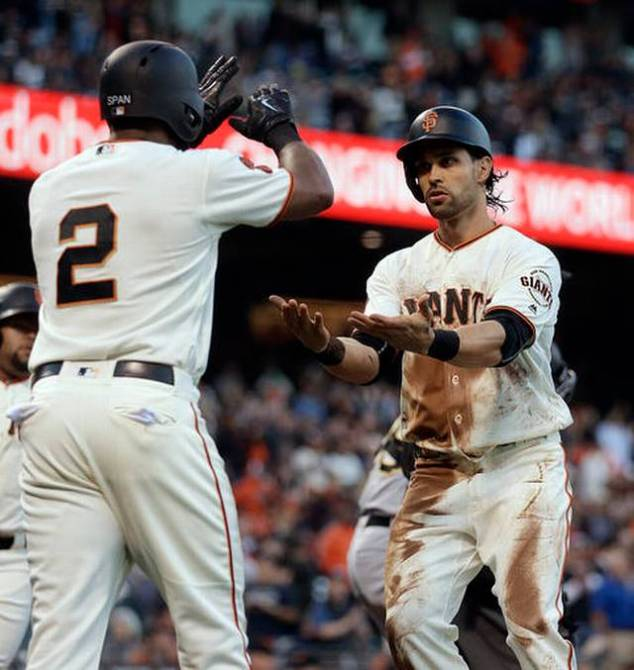 568Pirates Giants Baseball