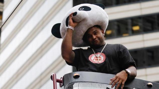 MLB: World Series-San Francisco Giants Parade
